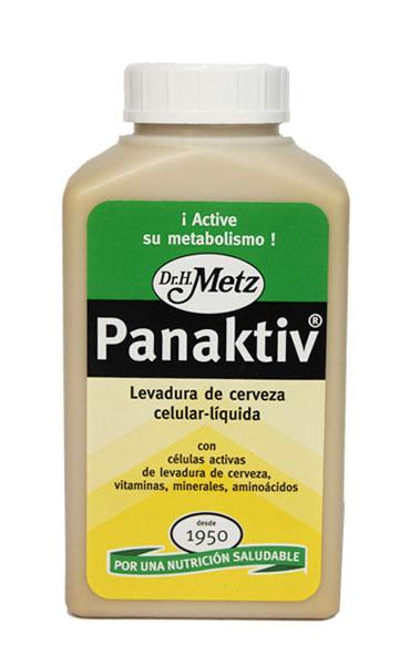 PANAKTIV LEV LIQUIDA DR   METZ 500ML DR METZ en Biovegalia