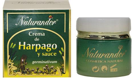 CREMA HARPAGO Y SAUCE NATURANDOR 50 ML en Biovegalia