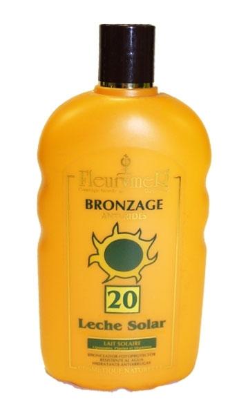 LECHE SOLAR CORPORAL SPF 20 250ML