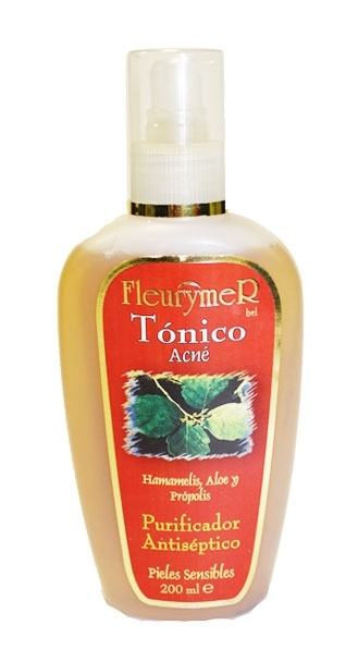 LOCION/TONICO ACNE HAMAMELI ALOE Y PROPOLIS 200 ML