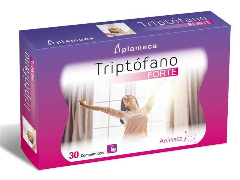 TRIPTOFANO FORTE 30 COMPRIMIDOS PLAMECA en Biovegalia