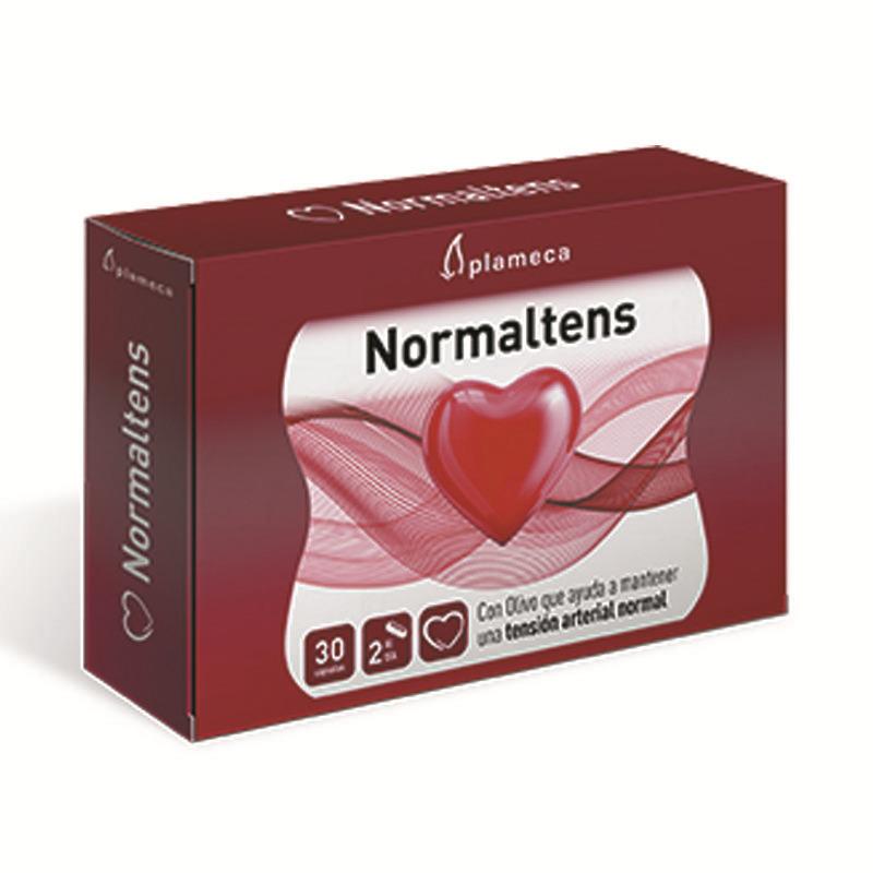 NORMALTENS 30 CAPS PLAMECA en Biovegalia