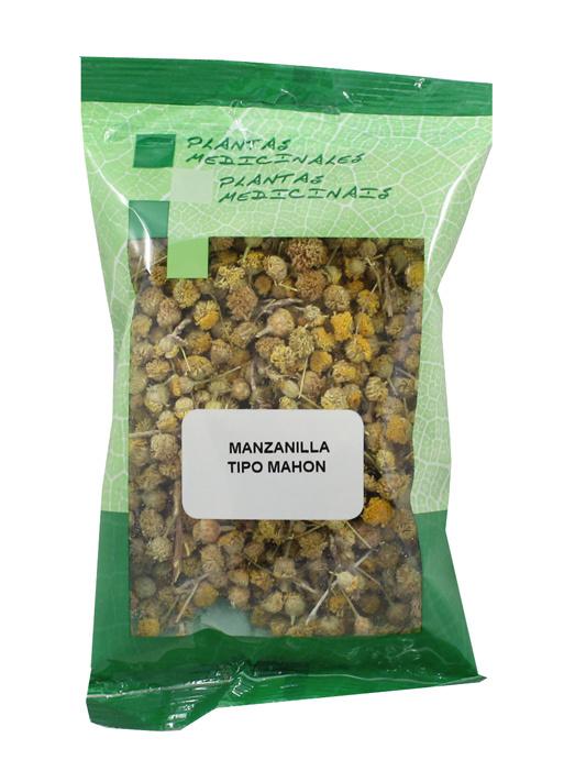 MANZANILLA MAHON ENTERA 50GR PLAMECA en Biovegalia