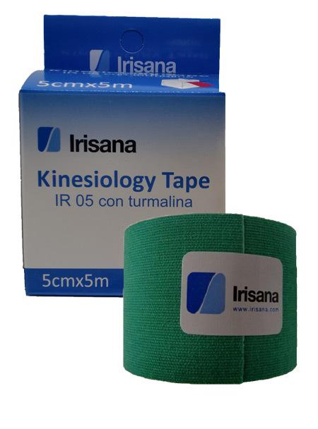 KINESIO TAPE IRISANA CON TURMALINA 5CMX5M