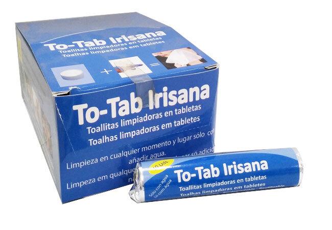 TOTAB IRISANA 1UND  22X24 IRISANA en Biovegalia