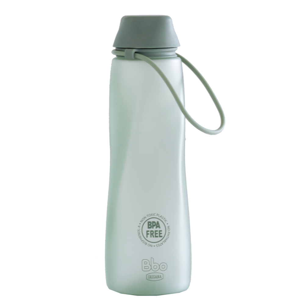 BOTELLA BBO TRITAN VERDE 700 ml. IRISANA