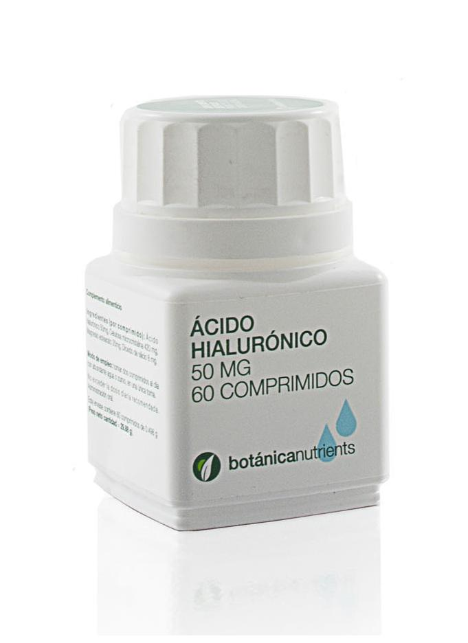 ACIDO HIALURONICO 60COMP 50MG