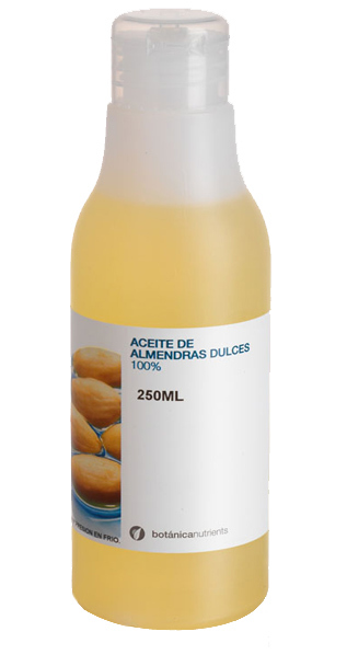 ACEITE DE ALMENDRAS DULCES 250ML