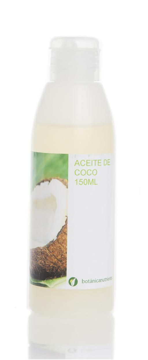 ACEITE DE COCO 150ML BOTÁNICA NUTRIENTS en Biovegalia