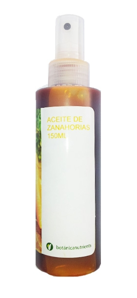 ACEITE DE ZANAHORIA 150ML SPRAY