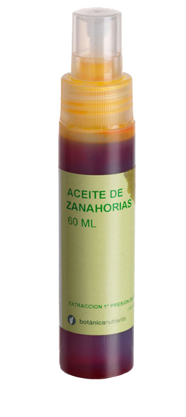 ACEITE DE ZANAHORIA 60ML SPRAY