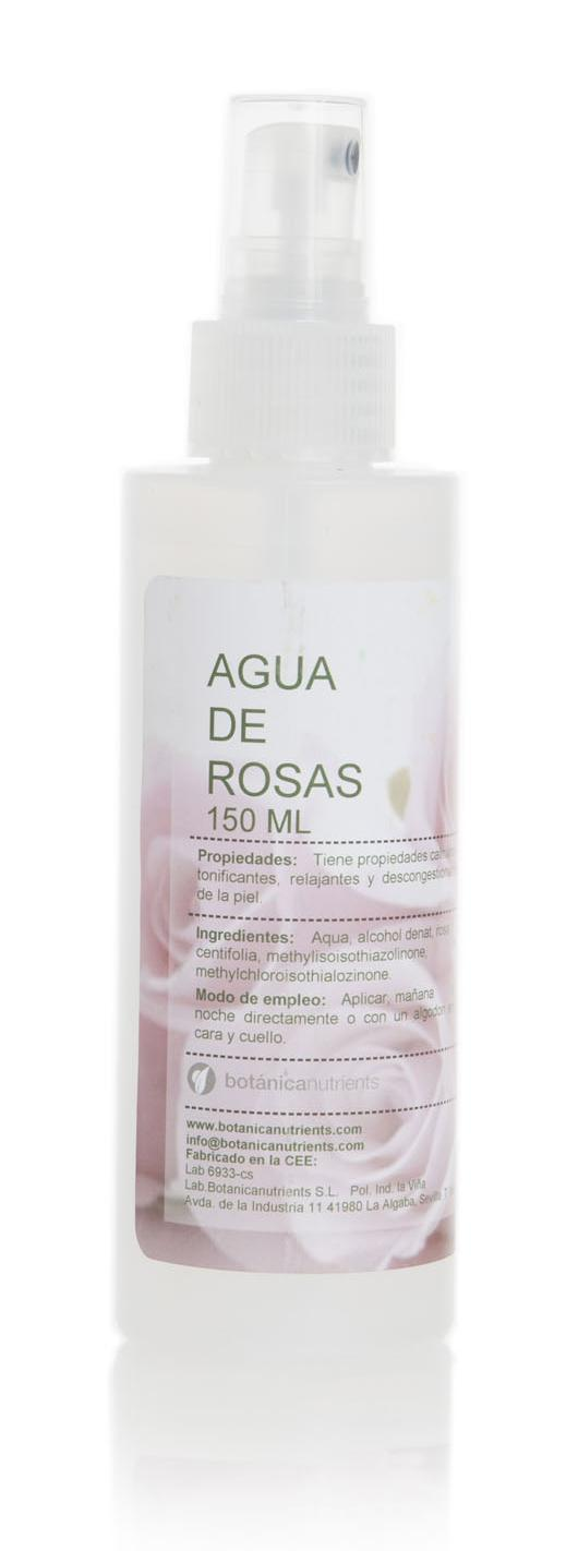 AGUA DE ROSAS SPRAY 150ML