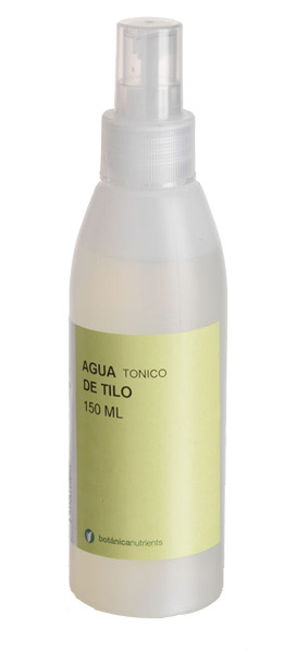 AGUA DE TILO SPRAY 150ML BOTÁNICA NUTRIENTS en Biovegalia