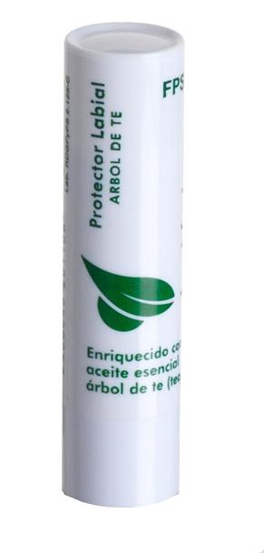 STICK LABIAL ARBOL DEL TE FPS 15 BOTÁNICA NUTRIENTS en Biovegalia
