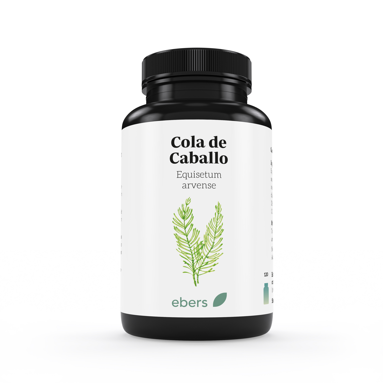 COLA DE CABALLO 500MG 120 COMP EBERS en Biovegalia