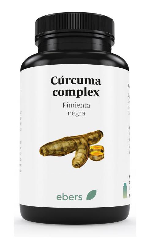 CURCUMA COMPLEX 500 MG 60 CAPSULAS en Biovegalia