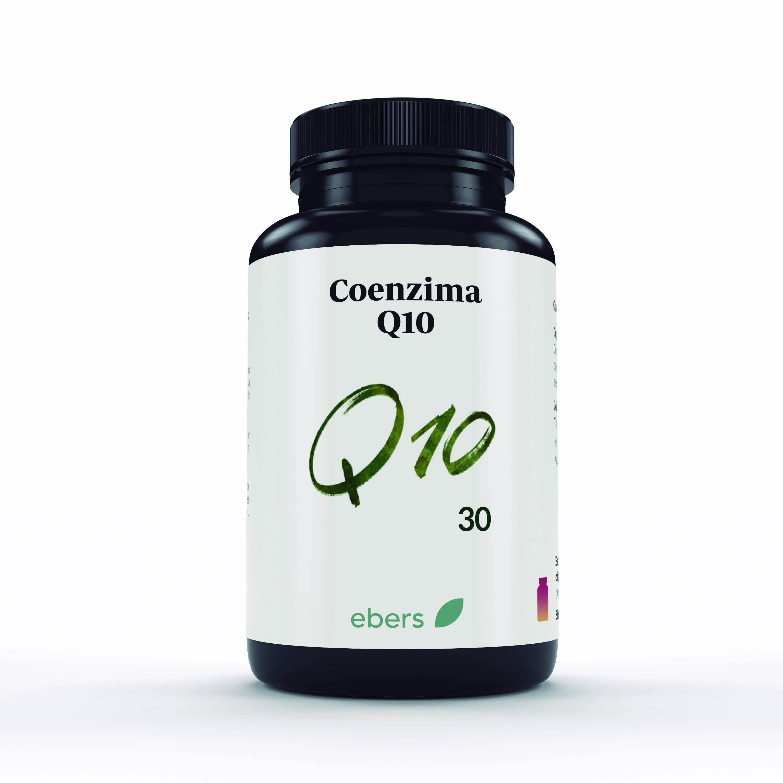 COENZIMA Q10 30MG 30CAPS EBERS en Biovegalia