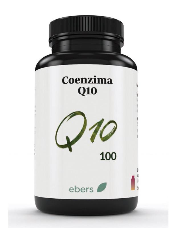 COENZYMA Q-10 100 MG 30 CAPS EBERS en Biovegalia