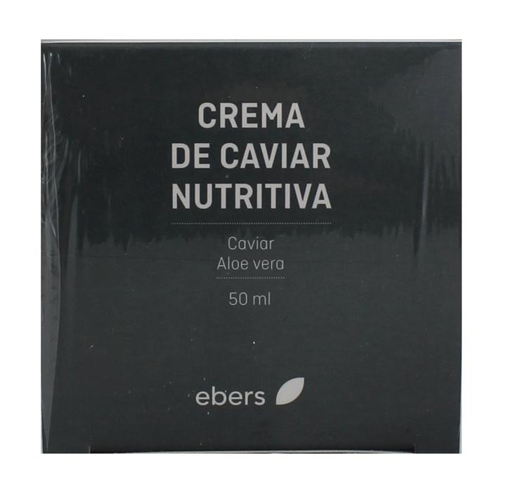 CREMA DE CAVIAR NUTRITIVA 50ML EBERS en Biovegalia