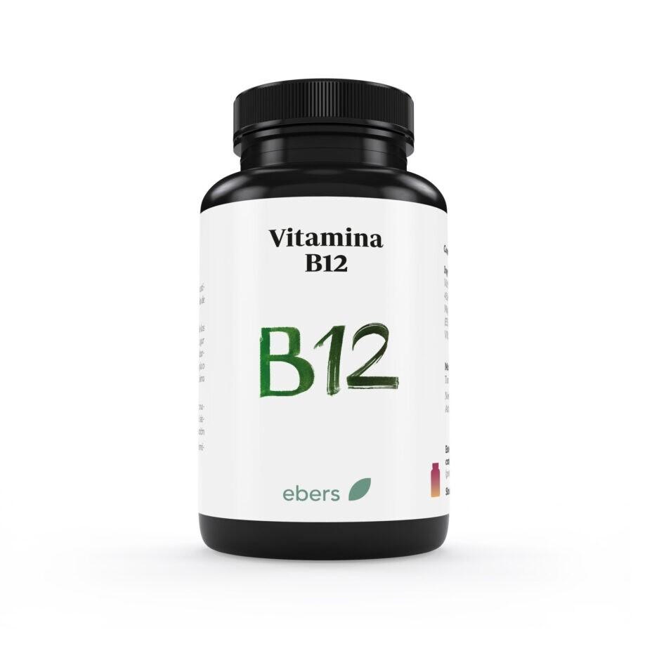 VITAMINA B12 60 COMP EBERS en Biovegalia