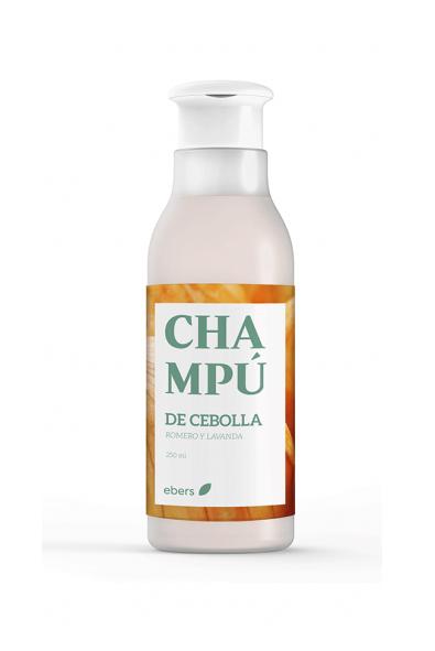 CHAMPU CEBOLLA 250ML EBERS en Biovegalia