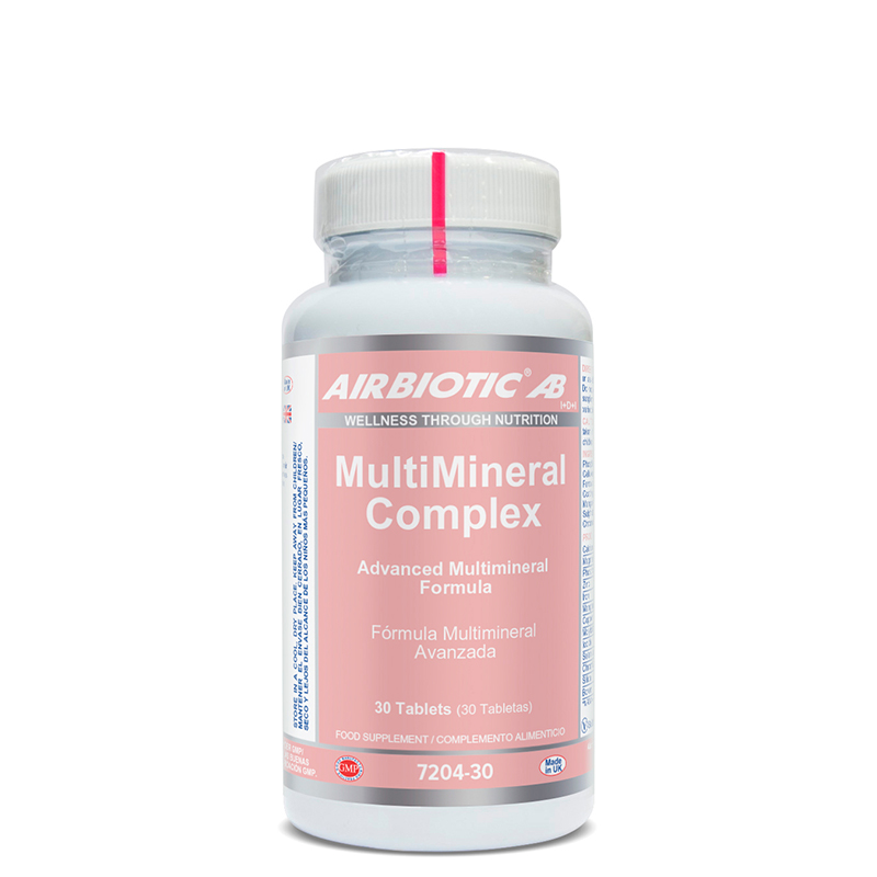 MULTIMINERAL COMPLEX 30TAB