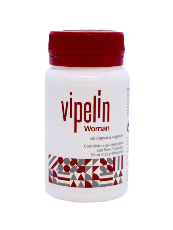 VIPELIN WOMAN 60 CAPS en Biovegalia.